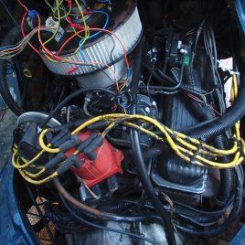 USED Complete motor 350 V8