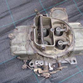 USED Holley 3310 carburateur met vacuum 750 CFM