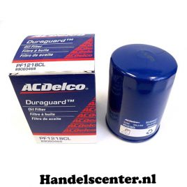 Acdelco Oliefilter  PF1218CL