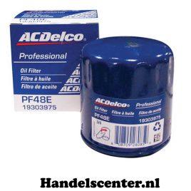 Acdelco Oliefilter PF48E